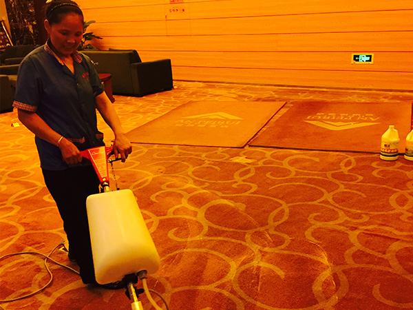 沙坪坝家用地毯清理步骤和方法
